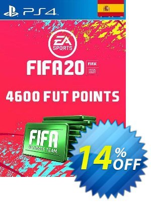 4600 FIFA 20 Ultimate Team Points PS4 (Spain) discount coupon 4600 FIFA 20 Ultimate Team Points PS4 (Spain) Deal - 4600 FIFA 20 Ultimate Team Points PS4 (Spain) Exclusive offer for iVoicesoft
