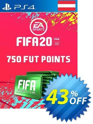 750 FIFA 20 Ultimate Team Points PS4 (Austria) discount coupon 750 FIFA 20 Ultimate Team Points PS4 (Austria) Deal - 750 FIFA 20 Ultimate Team Points PS4 (Austria) Exclusive offer for iVoicesoft
