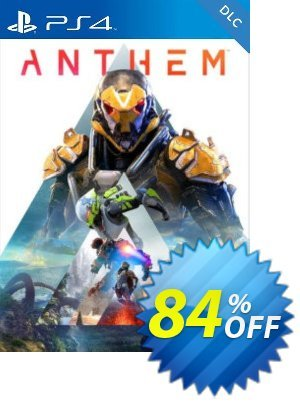 Anthem PS4 DLC discount coupon Anthem PS4 DLC Deal - Anthem PS4 DLC Exclusive offer for iVoicesoft