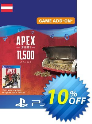 Apex Legends 11500 Coins PS4 (Austria) discount coupon Apex Legends 11500 Coins PS4 (Austria) Deal - Apex Legends 11500 Coins PS4 (Austria) Exclusive offer for iVoicesoft