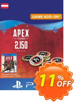 Apex Legends 2150 Coins PS4 (Austria) discount coupon Apex Legends 2150 Coins PS4 (Austria) Deal - Apex Legends 2150 Coins PS4 (Austria) Exclusive offer for iVoicesoft