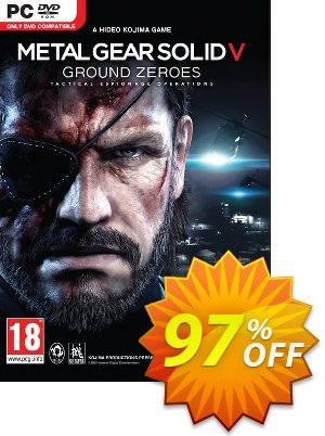 Metal Gear Solid V 5: Ground Zeroes PC 프로모션 코드 Metal Gear Solid V 5: Ground Zeroes PC Deal 프로모션: Metal Gear Solid V 5: Ground Zeroes PC Exclusive offer for iVoicesoft