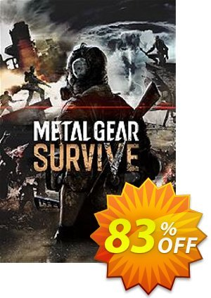 Metal Gear Survive PC Coupon, discount Metal Gear Survive PC Deal. Promotion: Metal Gear Survive PC Exclusive offer for iVoicesoft