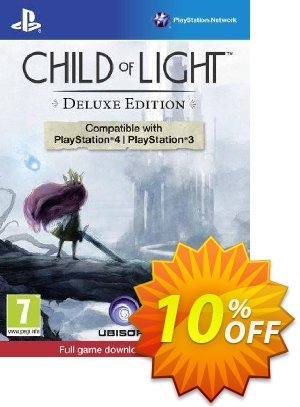 Child of Light Deluxe Edition PS3/PS4 - Digital Code discount coupon Child of Light Deluxe Edition PS3/PS4 - Digital Code Deal - Child of Light Deluxe Edition PS3/PS4 - Digital Code Exclusive offer for iVoicesoft