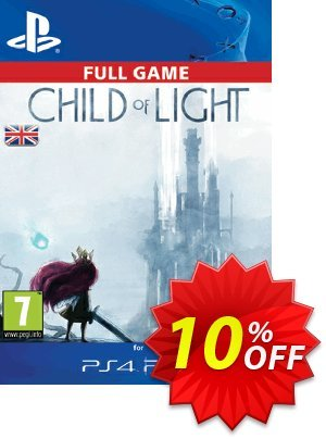 Child of Light PS3/PS4 - Digital Code Coupon discount Child of Light PS3/PS4 - Digital Code Deal. Promotion: Child of Light PS3/PS4 - Digital Code Exclusive offer for iVoicesoft