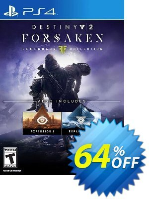 Destiny 2 Forsaken - Legendary Collection PS4 (EU) discount coupon Destiny 2 Forsaken - Legendary Collection PS4 (EU) Deal - Destiny 2 Forsaken - Legendary Collection PS4 (EU) Exclusive offer for iVoicesoft