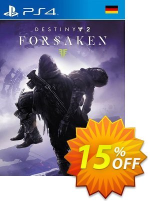 Destiny 2 Forsaken PS4 (Germany) discount coupon Destiny 2 Forsaken PS4 (Germany) Deal - Destiny 2 Forsaken PS4 (Germany) Exclusive offer for iVoicesoft