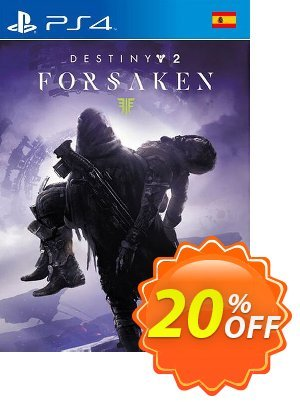 Destiny 2 Forsaken PS4 (Spain) discount coupon Destiny 2 Forsaken PS4 (Spain) Deal - Destiny 2 Forsaken PS4 (Spain) Exclusive offer for iVoicesoft