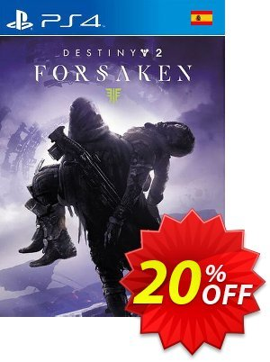 Destiny 2 Forsaken PS4 (Spain) Coupon discount Destiny 2 Forsaken PS4 (Spain) Deal - Destiny 2 Forsaken PS4 (Spain) Exclusive offer for iVoicesoft