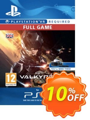 EVE Valkyrie VR PS4 프로모션 코드 EVE Valkyrie VR PS4 Deal 프로모션: EVE Valkyrie VR PS4 Exclusive offer for iVoicesoft