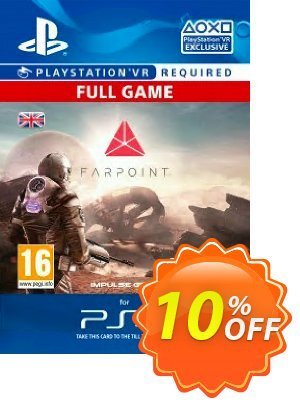 Farpoint VR PS4 Coupon discount Farpoint VR PS4 Deal. Promotion: Farpoint VR PS4 Exclusive offer for iVoicesoft
