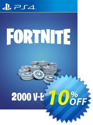 Fortnite - 2000 V-Bucks PS4 (EU) discount coupon Fortnite - 2000 V-Bucks PS4 (EU) Deal - Fortnite - 2000 V-Bucks PS4 (EU) Exclusive offer for iVoicesoft