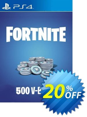 Fortnite - 500 V-Bucks PS4 (EU) discount coupon Fortnite - 500 V-Bucks PS4 (EU) Deal - Fortnite - 500 V-Bucks PS4 (EU) Exclusive offer for iVoicesoft
