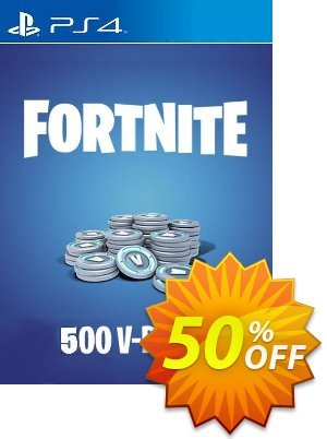 Fortnite - 500 V-Bucks PS4 (US) discount coupon Fortnite - 500 V-Bucks PS4 (US) Deal - Fortnite - 500 V-Bucks PS4 (US) Exclusive offer for iVoicesoft