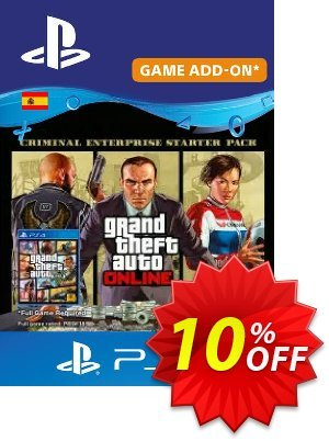 Grand Theft Auto Online - Criminal Enterprise Starter Pack PS4 (Spain) 프로모션 코드 Grand Theft Auto Online - Criminal Enterprise Starter Pack PS4 (Spain) Deal 프로모션: Grand Theft Auto Online - Criminal Enterprise Starter Pack PS4 (Spain) Exclusive offer for iVoicesoft