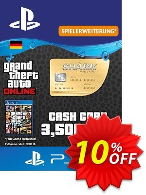 GTA Whale Shark Card PS4 (Germany) Coupon discount GTA Whale Shark Card PS4 (Germany) Deal. Promotion: GTA Whale Shark Card PS4 (Germany) Exclusive offer for iVoicesoft