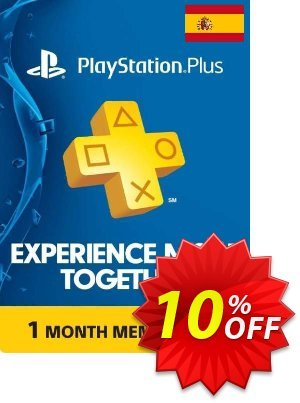 Playstation Plus - 1 Month Subscription (Spain) discount coupon Playstation Plus - 1 Month Subscription (Spain) Deal - Playstation Plus - 1 Month Subscription (Spain) Exclusive offer for iVoicesoft