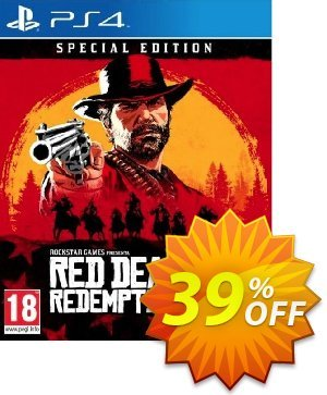 Red Dead Redemption 2 Special Edition PS4 US/CA discount coupon Red Dead Redemption 2 Special Edition PS4 US/CA Deal - Red Dead Redemption 2 Special Edition PS4 US/CA Exclusive offer for iVoicesoft
