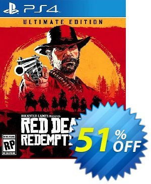 Red Dead Redemption 2 Ultimate Edition PS4 US/CA discount coupon Red Dead Redemption 2 Ultimate Edition PS4 US/CA Deal - Red Dead Redemption 2 Ultimate Edition PS4 US/CA Exclusive offer for iVoicesoft