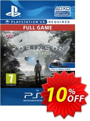 Robinson The Journey VR PS4 Gutschein rabatt Robinson The Journey VR PS4 Deal Aktion: Robinson The Journey VR PS4 Exclusive offer for iVoicesoft