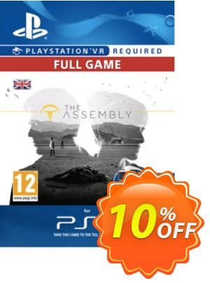 The Assembly VR PS4 Coupon discount The Assembly VR PS4 Deal. Promotion: The Assembly VR PS4 Exclusive offer for iVoicesoft