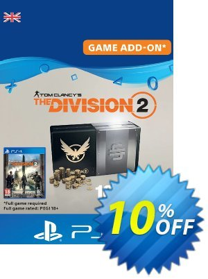 Tom Clancy's The Division 2 PS4 - 1050 Premium Credits Pack discount coupon Tom Clancy's The Division 2 PS4 - 1050 Premium Credits Pack Deal - Tom Clancy's The Division 2 PS4 - 1050 Premium Credits Pack Exclusive offer for iVoicesoft