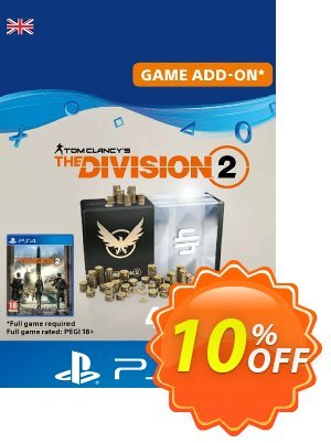 Tom Clancy's The Division 2 PS4 - 4100 Premium Credits Pack discount coupon Tom Clancy's The Division 2 PS4 - 4100 Premium Credits Pack Deal - Tom Clancy's The Division 2 PS4 - 4100 Premium Credits Pack Exclusive offer for iVoicesoft