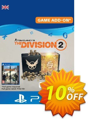 Tom Clancy's The Division 2 PS4 - 6500 Premium Credits Pack discount coupon Tom Clancy's The Division 2 PS4 - 6500 Premium Credits Pack Deal - Tom Clancy's The Division 2 PS4 - 6500 Premium Credits Pack Exclusive offer for iVoicesoft