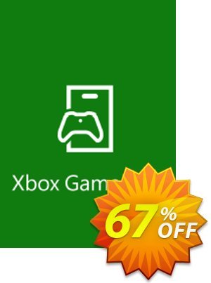 14 day Xbox Game Pass Xbox One Coupon discount 14 day Xbox Game Pass Xbox One Deal. Promotion: 14 day Xbox Game Pass Xbox One Exclusive offer for iVoicesoft