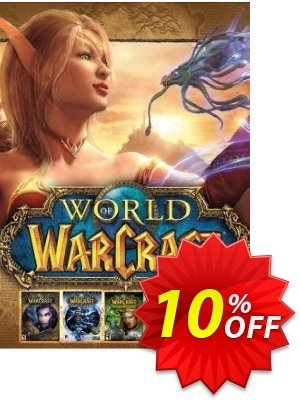 World of Warcraft (WoW) PC discount coupon World of Warcraft (WoW) PC Deal - World of Warcraft (WoW) PC Exclusive offer for iVoicesoft