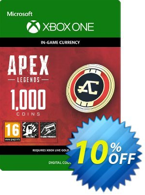 Apex Legends 1000 Coins Xbox One discount coupon Apex Legends 1000 Coins Xbox One Deal - Apex Legends 1000 Coins Xbox One Exclusive offer for iVoicesoft