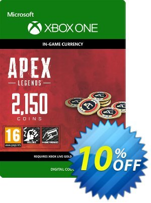 Apex Legends 2150 Coins Xbox One discount coupon Apex Legends 2150 Coins Xbox One Deal - Apex Legends 2150 Coins Xbox One Exclusive offer for iVoicesoft
