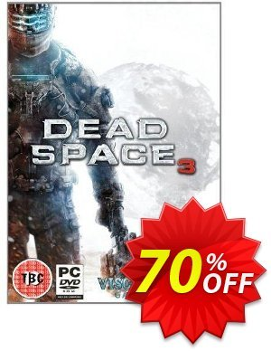 Dead Space 3 (PC) Coupon, discount Dead Space 3 (PC) Deal. Promotion: Dead Space 3 (PC) Exclusive offer for iVoicesoft