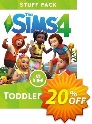 The Sims 4 - Toddler Stuff PC Coupon discount The Sims 4 - Toddler Stuff PC Deal - The Sims 4 - Toddler Stuff PC Exclusive offer for iVoicesoft