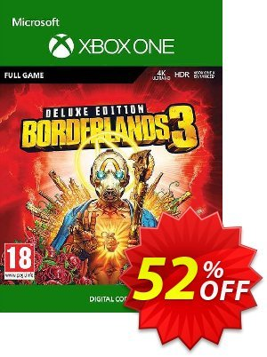 Borderlands 3: Deluxe Edition Xbox One discount coupon Borderlands 3: Deluxe Edition Xbox One Deal - Borderlands 3: Deluxe Edition Xbox One Exclusive offer for iVoicesoft