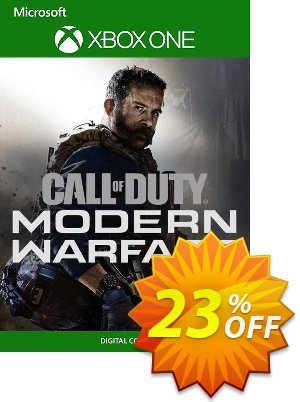 Call of Duty: Modern Warfare Standard Edition Xbox One Coupon, discount Call of Duty: Modern Warfare Standard Edition Xbox One Deal. Promotion: Call of Duty: Modern Warfare Standard Edition Xbox One Exclusive offer for iVoicesoft