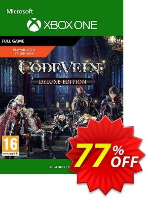 Code Vein: Deluxe Edtion Xbox One Coupon discount Code Vein: Deluxe Edtion Xbox One Deal - Code Vein: Deluxe Edtion Xbox One Exclusive offer for iVoicesoft
