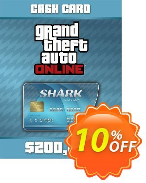 Grand Theft Auto V : Tiger Shark Card PC discount coupon Grand Theft Auto V : Tiger Shark Card PC Deal - Grand Theft Auto V : Tiger Shark Card PC Exclusive offer for iVoicesoft