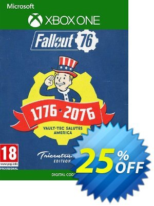 Fallout 76 Tricentennial Edition Xbox One Coupon discount Fallout 76 Tricentennial Edition Xbox One Deal - Fallout 76 Tricentennial Edition Xbox One Exclusive offer for iVoicesoft