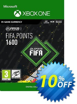 FIFA 20 - 1600 FUT Points Xbox One discount coupon FIFA 20 - 1600 FUT Points Xbox One Deal - FIFA 20 - 1600 FUT Points Xbox One Exclusive offer for iVoicesoft