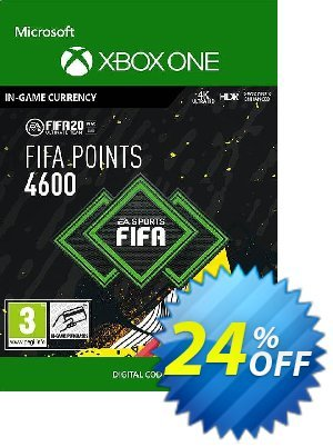 FIFA 20 - 4600 FUT Points Xbox One Coupon discount FIFA 20 - 4600 FUT Points Xbox One Deal - FIFA 20 - 4600 FUT Points Xbox One Exclusive offer for iVoicesoft