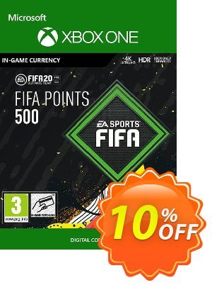 FIFA 20 - 500 FUT Points Xbox One discount coupon FIFA 20 - 500 FUT Points Xbox One Deal - FIFA 20 - 500 FUT Points Xbox One Exclusive offer for iVoicesoft