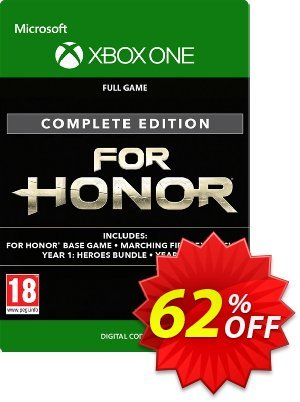 For Honor Complete Edition Xbox One Coupon discount For Honor Complete Edition Xbox One Deal - For Honor Complete Edition Xbox One Exclusive offer for iVoicesoft