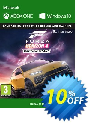 Forza Horizon 4 Fortune Island Xbox One/PC discount coupon Forza Horizon 4 Fortune Island Xbox One/PC Deal - Forza Horizon 4 Fortune Island Xbox One/PC Exclusive offer for iVoicesoft