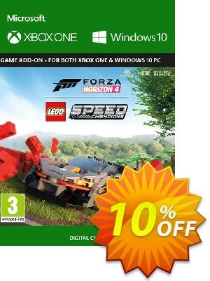 Forza Horizon 4: Lego Speed Champions Xbox One discount coupon Forza Horizon 4: Lego Speed Champions Xbox One Deal - Forza Horizon 4: Lego Speed Champions Xbox One Exclusive offer for iVoicesoft
