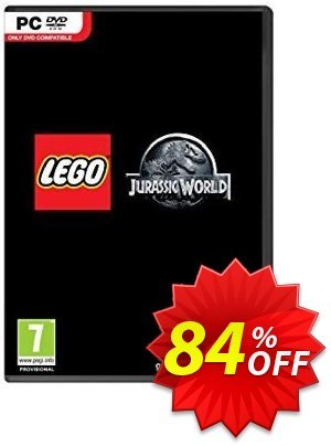 Lego Jurassic World PC Coupon, discount Lego Jurassic World PC Deal. Promotion: Lego Jurassic World PC Exclusive offer for iVoicesoft