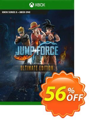 Jump Force Ultimate Edition Xbox One discount coupon Jump Force Ultimate Edition Xbox One Deal - Jump Force Ultimate Edition Xbox One Exclusive offer for iVoicesoft