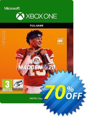 Madden NFL 20 Xbox One 프로모션 코드 Madden NFL 20 Xbox One Deal 프로모션: Madden NFL 20 Xbox One Exclusive offer for iVoicesoft