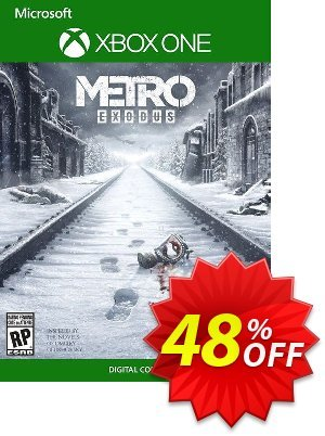 Metro Exodus Xbox One 프로모션 코드 Metro Exodus Xbox One Deal 프로모션: Metro Exodus Xbox One Exclusive offer for iVoicesoft