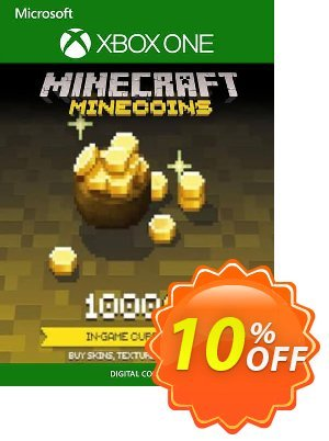 Minecraft 1000 Minecoins Xbox One discount coupon Minecraft 1000 Minecoins Xbox One Deal - Minecraft 1000 Minecoins Xbox One Exclusive offer for iVoicesoft